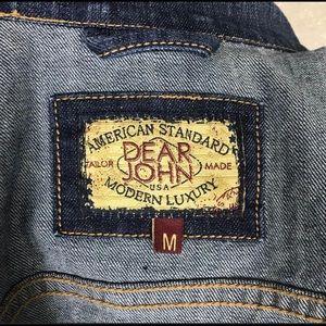 Dear John Jackets & Coats - Dear John Denim Jean Jacket Medium